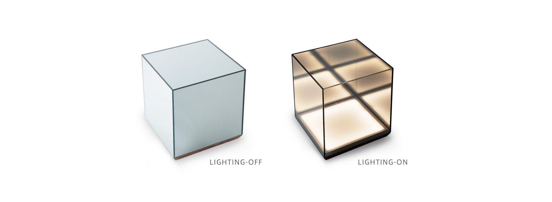 照明色は、3つからお選びいただけます。